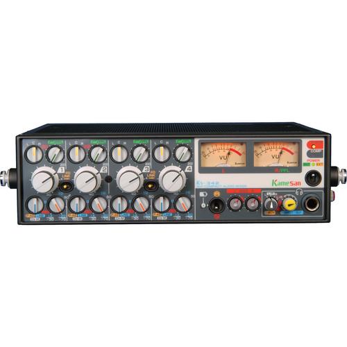 Tascam Kamesan KS-342 4-Channel Field Mixer