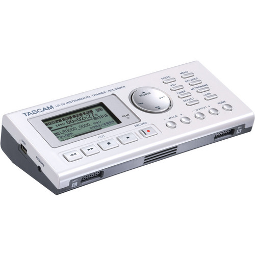 Tascam LR-10 USB Instrument Trainer/Recorder