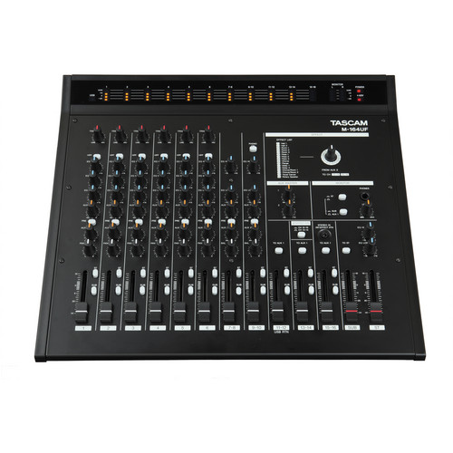 Tascam M-164UF 16-Channel Mixing Board with Digital Effects and USB 2.0