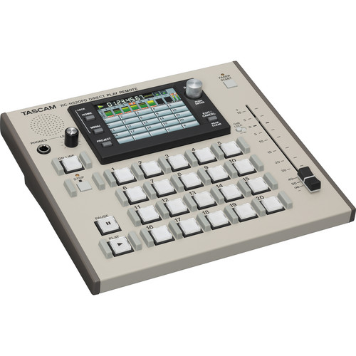 Tascam RC-HS20PD - Remote Control