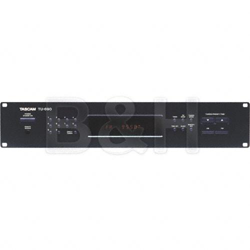 Tascam TU-690 Stereo Tuner