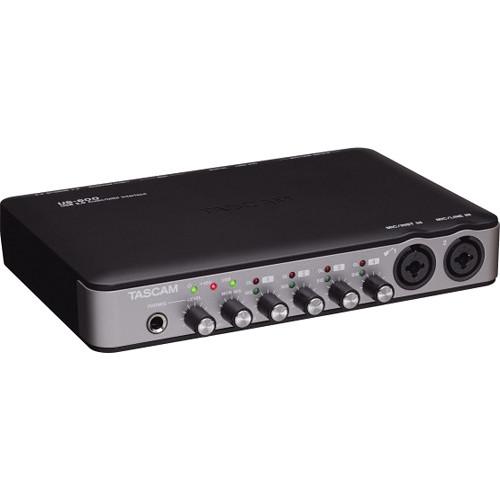 Tascam US-600 - USB 2.0 Audio/MIDI Interface