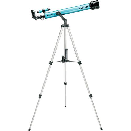 "Tasco Novice 2.4""/60mm Refractor Telescope Kit"