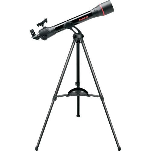 """Tasco Spacestation 2.4""""/60mm Refractor Telescope Kit"""