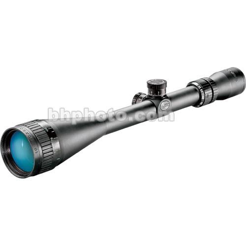 Tasco 10-40x50 Target Varmint Riflescope (Crosshair Dot Reticle, Matte Black)