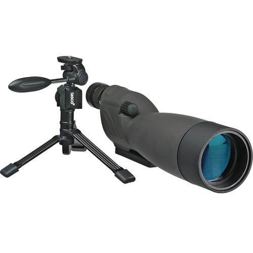"""Tasco World Class 2.4""""/60mm Spotting Scope Kit"""