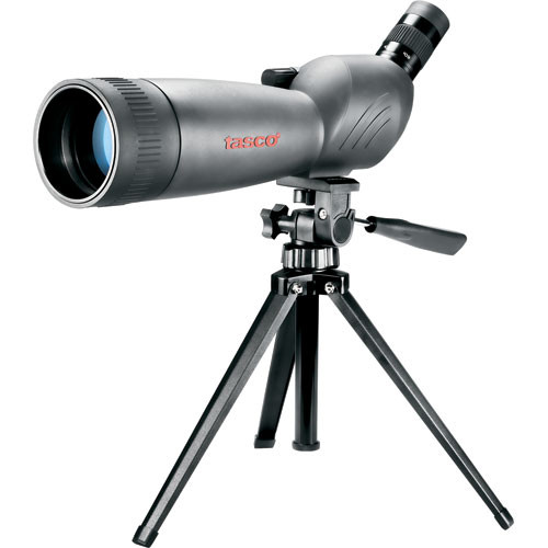 "Tasco World Class 3.1""/80mm Spotting Scope Kit"
