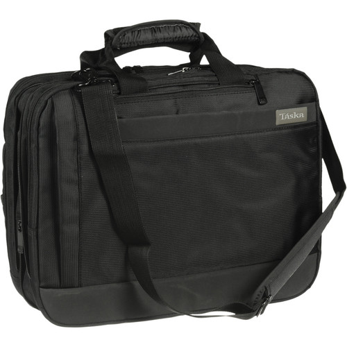 Taska Convertible Laptop Case (Black)