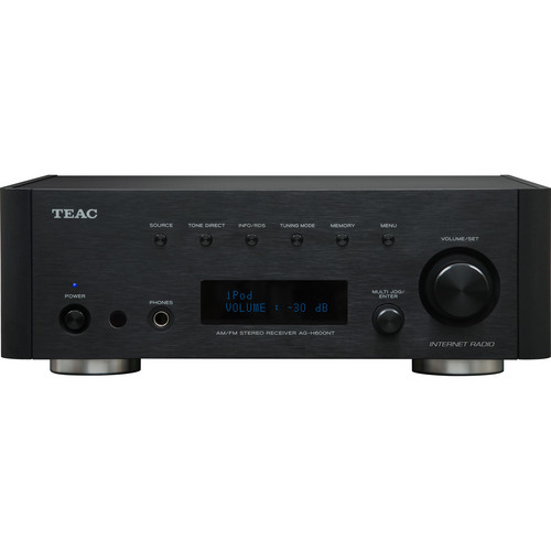 Teac AG-H600NT Stereo Receiver with Internet Radio