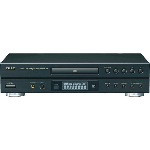 Teac CD-P1260 - MP3 CD Player