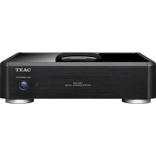 Teac DSH01-B Digital Docking Station for iPhone/iPad/iPod (Black)