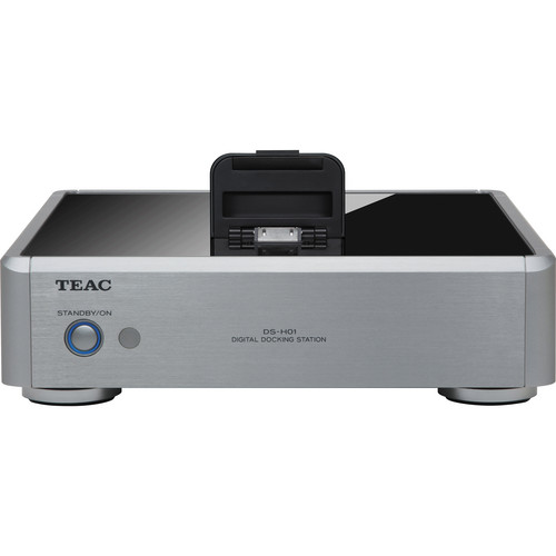 Teac DSH01-S Digital Docking Station for iPhone/iPad/iPod (Silver)