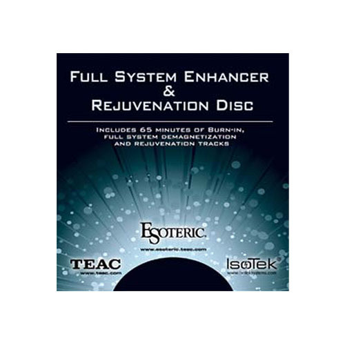 Teac ESOSYSDISC Full System Enhancer and Rejuvenation Disc