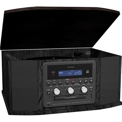 Teac GF-550 Turntable, Cassette Deck, CD Recorder & Radio