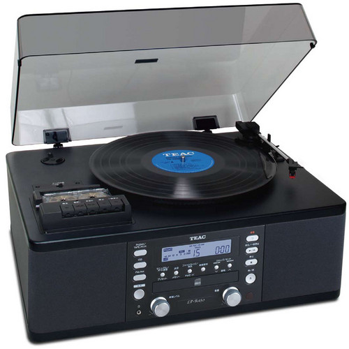 Teac LPR450 Turntable Cassette CD Recorder & Radio