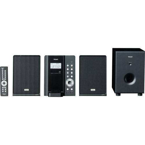 Teac MC-DX50i Slim CD System