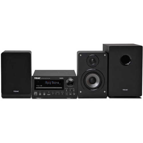 Teac MC-DV600 DVD Micro System with Speaker Set