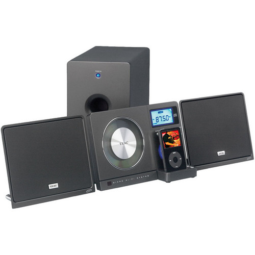 Teac MC-DX32i Slim CD System