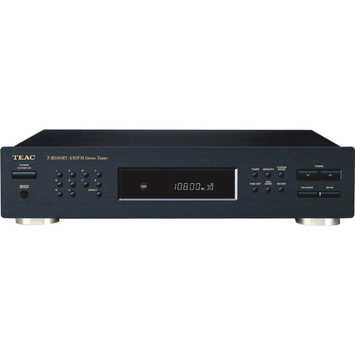 Teac T-R680RS  AM/FM Stereo Tuner