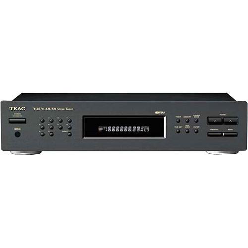 Teac T-R670 AM/FM Stereo Tuner