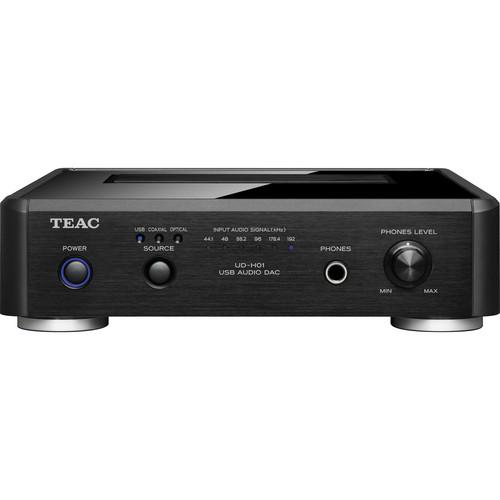 Teac UDH01B USB Audio D/A Converter (Black)