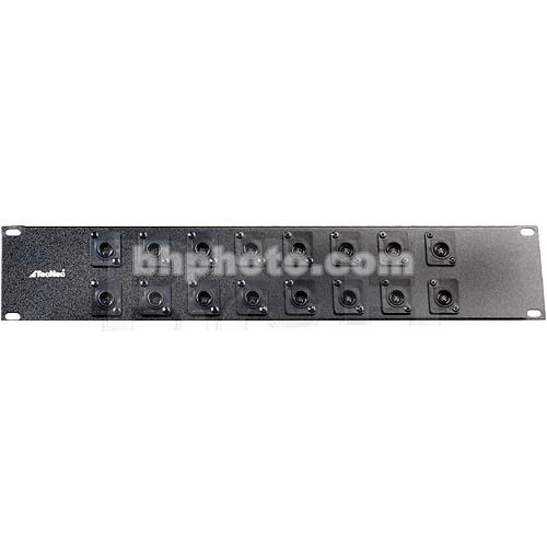 TecNec 16XS2RU Y/C Patchbay