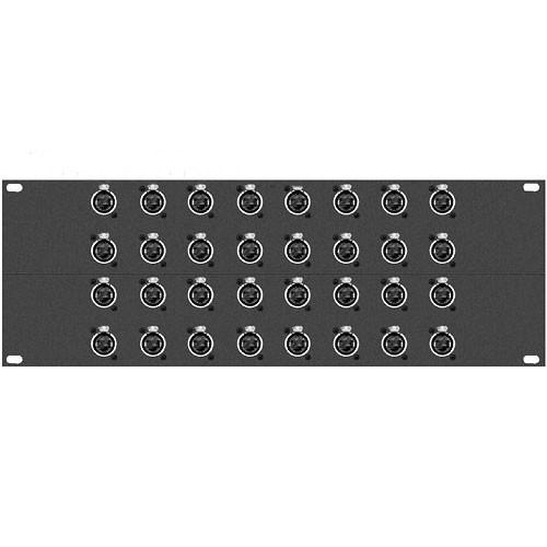 TecNec 32X45 Patchbay