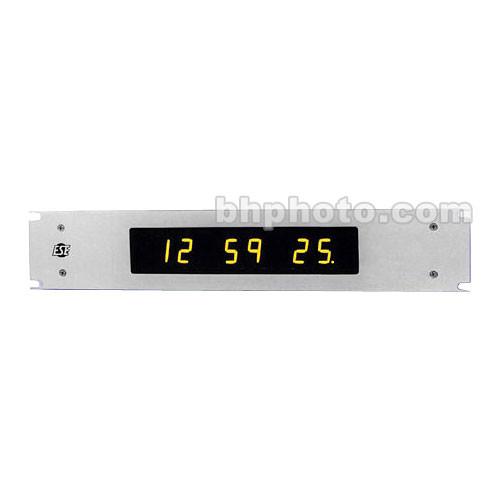 ESE ES-166UP-B 6-Digit Time Code Reader (Clear)
