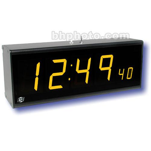 "TecNec ES-992U Clock Timer - 12 Hour, 6 Digit, 2.3"" and 1"" Display"