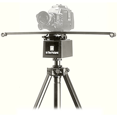 TecNec ITP-1 In The Picture - Robotic Camera Panhead