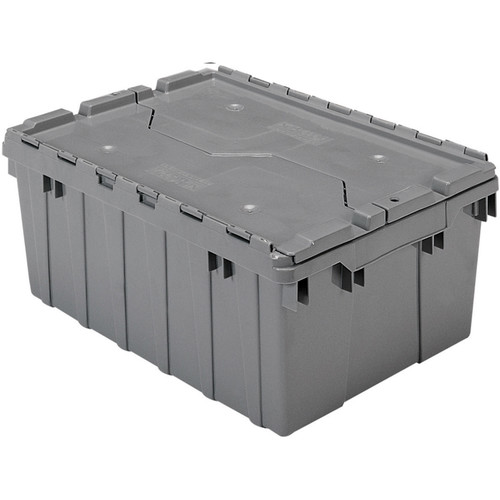 TecNec TOTE-85 Attached Lid Production Tote