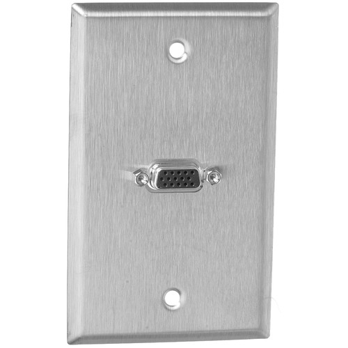 TecNec WPL1138 15-pin Female VGA Wall Plate