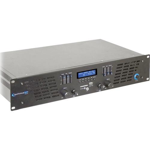 Technical Pro AX5000 2-Channel Power Amplifier