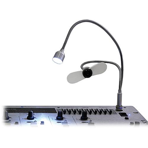 Technical Pro BNC-FL2 BNC Mixer Light/Fan