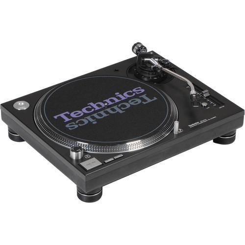 Technics SL-1210MK5 Analog DJ Turntable with Marathon Flight Case Kit (Black)