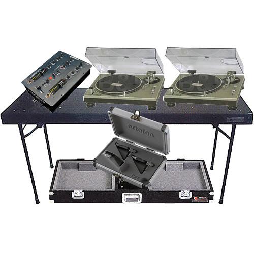 Technics SL-1200Mk2 DJ Advanced Turntable Kit