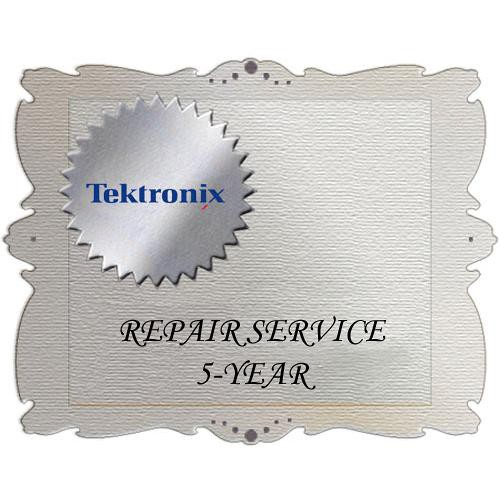 Tektronix R5DW Product Warranty and Repair Coverage for 1741C