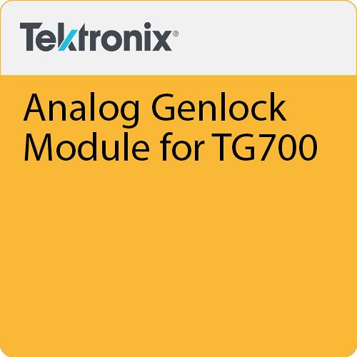 Tektronix AG7 Module