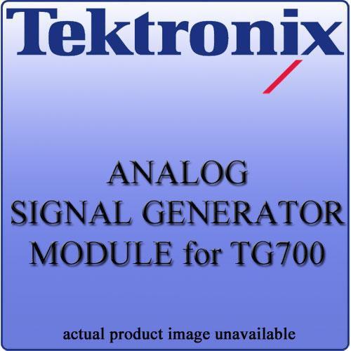 Tektronix ATG7 Module ATG7