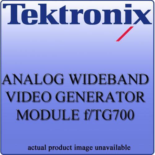 Tektronix AWVG7 Module