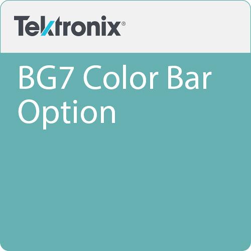 Tektronix BG7 CB Option