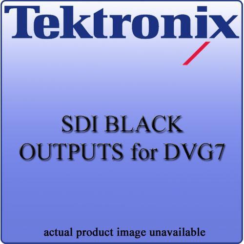 Tektronix DVG7 BK Module