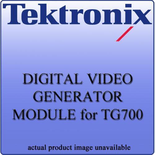 Tektronix DVG7 Module