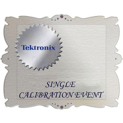 Tektronix CA1 Calibration Service for ECO422
