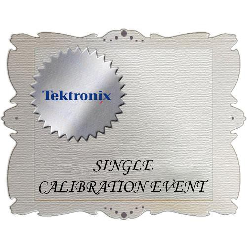 Tektronix CA1 Calibration Service for HD3G7
