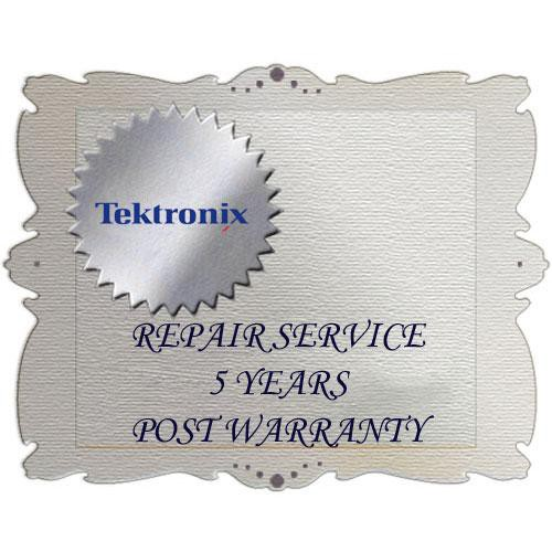 Tektronix R5DW Product Warranty and Repair Coverage for HDLG7