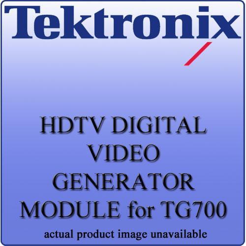 Tektronix HDVG7 Module