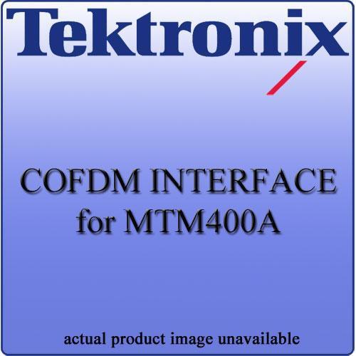 Tektronix MTM400ACF Option for MTM400A