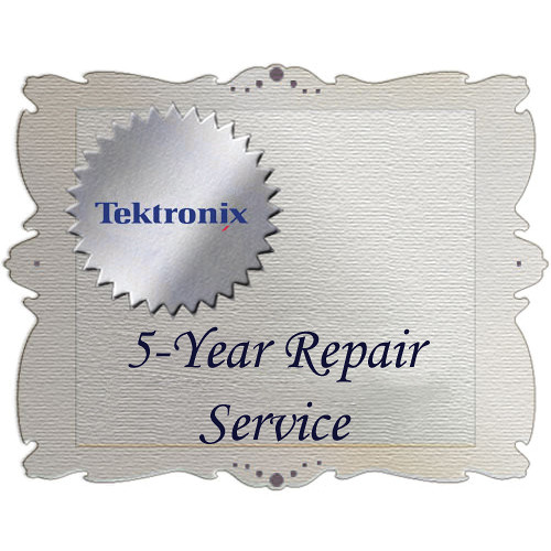 Tektronix Repair Service (5 years)