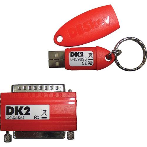 Tektronix MTS4SA CG Security Dongle Key for Carousel Generator